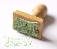 We love los sellos de Project Party Studio | Diario de Bodas