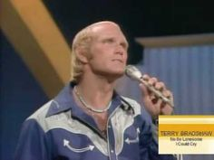 I'm So Lonesome I Could Cry - Terry Bradshaw