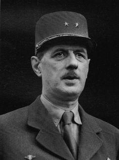 Jean Dieuzaide, Charles de Gaulle.