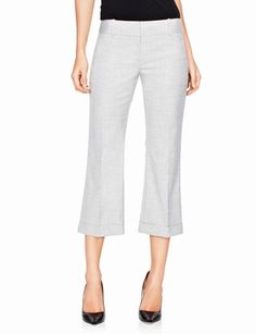 Cassidy Cuffed Cropped Pants