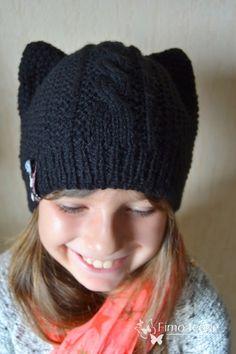 Bonnet Oreille De Chat, Oreilles De Chat, Tricot Chat, Couture Tricot,  Chapeau Crochet, Tricot Et Crochet, Chapeau Bébé, Cours De Tricot, Tricot  Barbie, ... 8276d3f5926