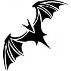Bat Die-Cut Decal Car Window Wall Bumper Phone Laptop
