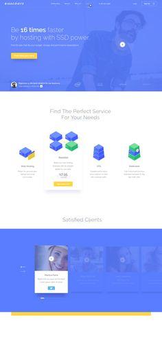 Bigscoots homepage