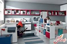 детская мебель для разнополых двойняшек - Поиск в Google