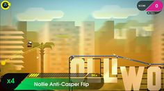 OlliOlli2: Welcome to Olliwood - recension av PS Plus-aktuella spelet (PS4/PS Vita):  http://www.senses.se/olliolli2-recension/