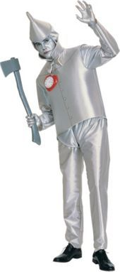 Wizard of Oz Tin Man Costume for Adults - Party City