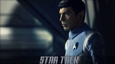 Star Trek: Discovery - Commander Spock by jonbromle1.deviantart.com on @DeviantArt