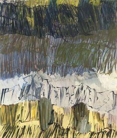 Herbst-Anastasis X, 1997  Per Kirkeby