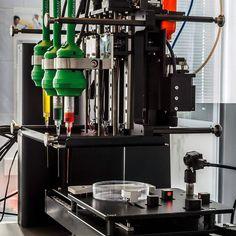 3DBio's Bioprinted Thyroid Implant Presented at Biofabrication 2015
