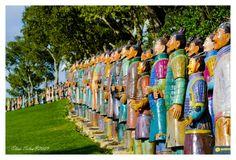 Buddha Eden Garden, Loridos estate - PORTUGAL. Conceived by portuguese magnate…