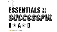 Have you ever had a job that didn't have clear responsibilities and expectations spelled out for you? It's frustrating when you can't seem to get a handle on what you need to do to be successful in the job at hand. So, to help you in your most important job, here's your job description with 10 essentials that will help you succeed. #success #allprodad