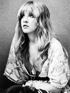 Stevie Nicks-Boho Chic