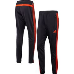 Adidas Solid Men's Track Pants (Black) TRACK PANT DETAILS Fabric80% Cotton, 20% Polyester WaistbandElastic PocketsWelt Pocket at Front CuffRibbed Cuffs GENERAL DETAILS PatternSolid Ideal ForMen's OccasionSports SizeM-TO-XXL(Free Size) FABRIC CARE Low Iron, Machine Wash at 40°C, Do Not Use Fabric Softener, Use Mild Detergent, Do Not Bleach, Tumble Dry Low, Wash with Fasteners Closed, Do Not Dry Clean