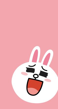 cony pink iphone wallpaper