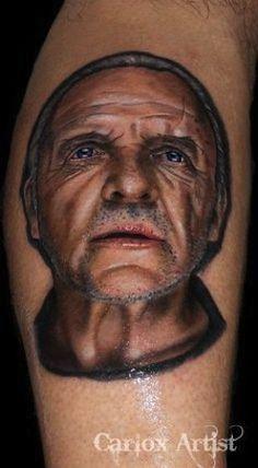 realistic portrait by Carlox Angarita | tattoo artist – Bogota, Colombia