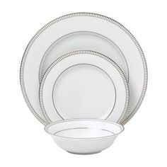Royal Doulton Royal Doulton 'Paramount Platinum' 12 piece dining set- at Debenhams.com