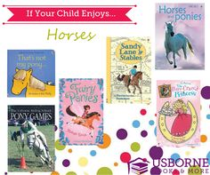 Best of Usborne Horses Books