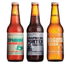 Bogotá BeerCompany - The Dieline - The #1 Package Design Website -