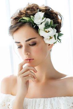 Penteado de Casamento para todos os Estilos de Noiva | Revista iCasei