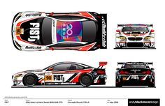 livery design Archives - Andy Blackmore Design