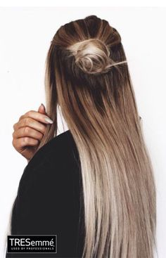 Cabello Largo – Easy Hairstyles Balayage #TRESemméPerú