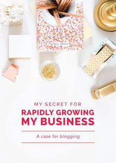 My Secret for Rapidly Growing My Business - Elle & Company business tips #succeed #business