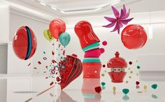 Vodafone RedDays TV promos. on Behance