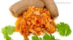 Le recomendamos servir esta receta con viandas hervidas (como en la foto) o guanimes.  Ingredientes  2 libras de bacalao 2 cucharadas de aceite vegetal