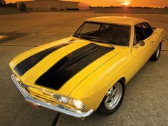1967 Chevy Corvair.....pretty