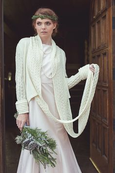 Ravelry: Juul Cardigan pattern by Linda Marveng