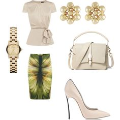 """""""After work glamour"""" by felicitibelle on Polyvore"""