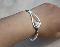 925 silver Romantic cherry bracelet [925-25] - $9.99 : Fashion jewelry promotion store,Supply all kinds of cheap fashion jewelry