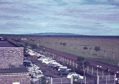 view of the Ngong Hills from Embakasi Airport, Nairobi. Nairobi, East Africa, Historical Photos, Kenya, 1960s, Dolores Park, Politics, Culture, Memories