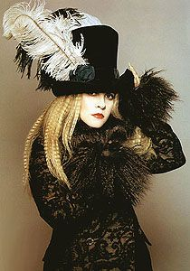 In all of her Mysterious Glory....Stevie Nicks