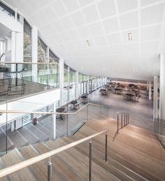 Centro Cultural Mariehøj,© Rasmus Hjortshøj COAST Studio