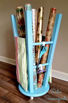 These #DIY #storage ideas transform items you already have into problem-solvers. http://www.houselogic.com/home-advice/home-improvement/diy-storage-ideas/