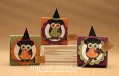 fun owl punch art