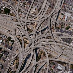 Dallas Highways...If I had a nickel for every time I drove on these!!!....I am alive to tell it!
