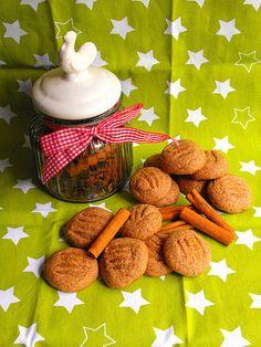 As receitas lá de casa: Biscoitos de canela e erva-doce