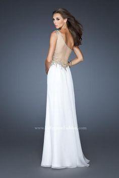 :) :) :) La Femme Dress 18868 at Peaches Boutique