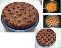 Tarta Celosía De Albaricoque. Recetas, Gastronomía, Food, recipes, Gastronomy