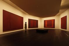 The Kawamura Museum in Chiba houses some modern American masters.