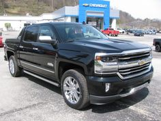 """2017 Chevy Silverado Double Cab High Country """"High Desert Package"""" . . .stk # T17504"""