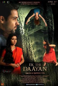 Ek Thi Daayan - Movie Poster #5