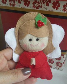 Anjinha natalina