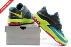 c10cf77c35d ... promo code for carnival nike kd vii gs black yellow blue red 669944  72b4f 06824