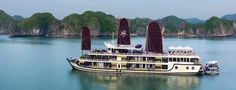 Orchid cruise tour pick up from Hai Phong