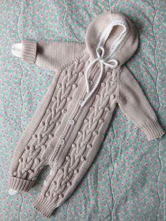 Одежда ручной работы. Заказать Комбинезон для новорожденного. Оксана…