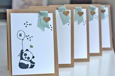 Der süße Panda aus d