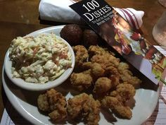 Tasty Tuesday-My #42 try or #61 on the countdown. After my first visit to the Kowaliga Restaurant to try The Fried Alabama Shrimp Platter, my curiosity got the best of me and I needed to figure out...